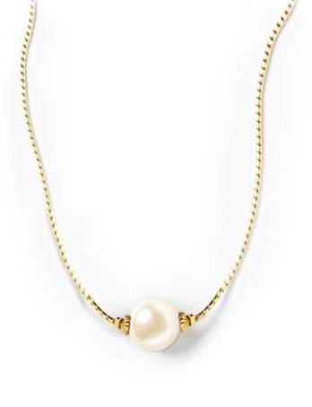 Simply Pearlfect Necklace $68
