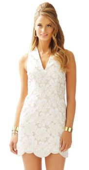 Lilly Shift Dress $125